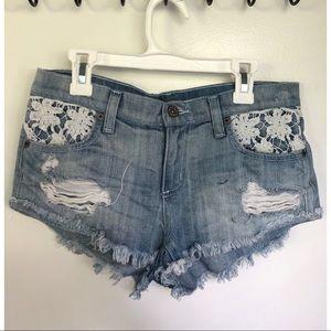 Carmar Denim Shorts